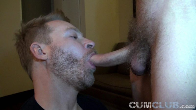 Uncut Hairy Load
