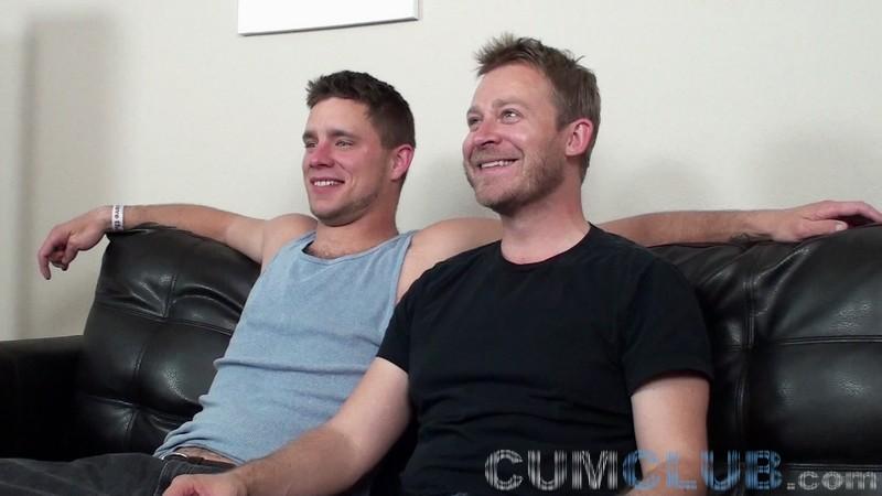 1st Gay Fuck & Feed - CumClub.com
