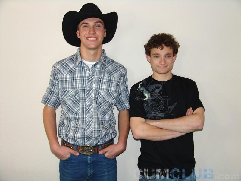 Young Cowboy Cum - CumClub.com